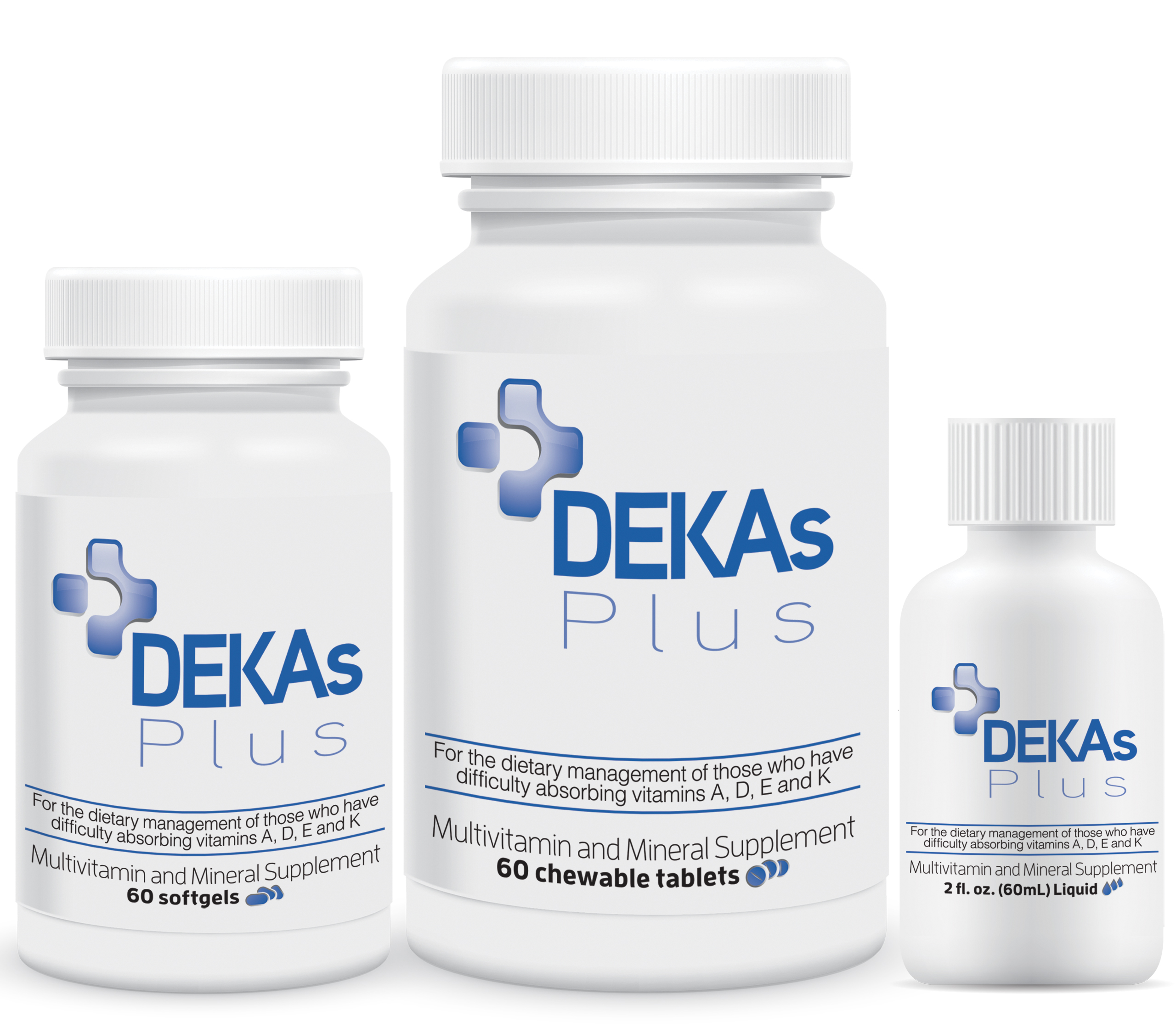 DEKAs - replaces AquADEKs